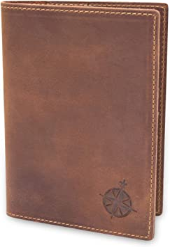 Passport Holder,Passport Cover,Travel Wallet,Ticket and Passport Wallet Case Holder,Leather Passport Wallet,For Father,For Dad,For Him