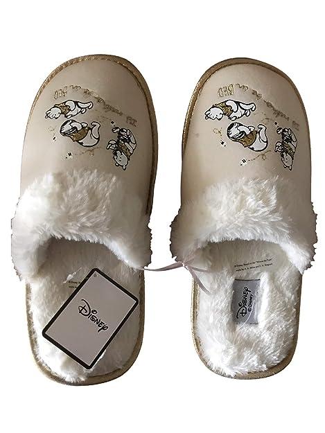 Primark - Zapatillas de Estar por casa de poliéster para Mujer, Color, Talla 36/37 EU: Amazon.es: Zapatos y complementos