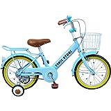 自転車 子供用 16インチ AJ-07 男の子 女の子 子ども 幼児 幼児車 ジュニア キッズバイク 補助輪 かわいい おすすめ 記念日 誕生日 プレゼントに 自転車デビューならこれ!