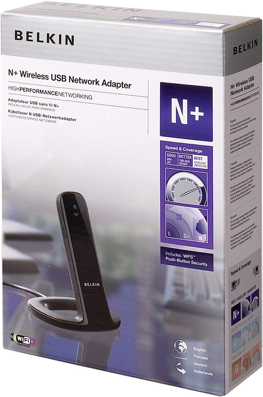 Belkin F5d8055 V2 N Wireless USB Adapter