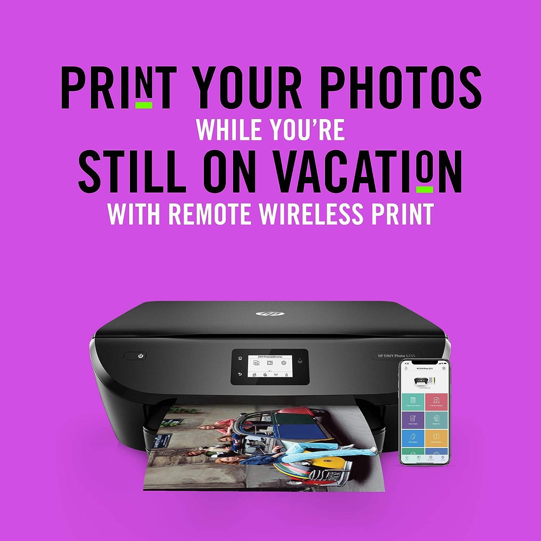 Amazon.com: HP ENVY Photo 6255 Impresora de fotografí ...