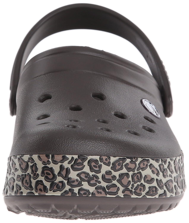 Crocs Crocband Animal Print, Unisex Adults' Clogs: Amazon.co.uk: Shoes &  Bags