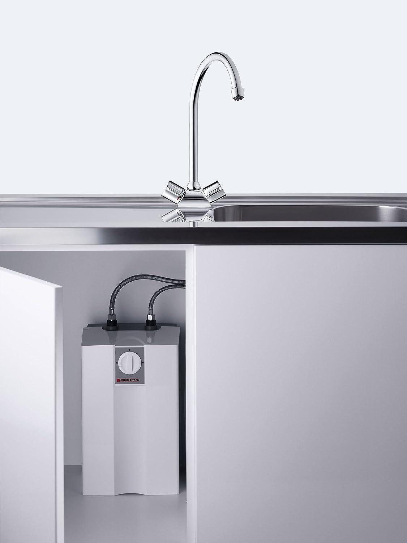 Stiebel Eltron 222175 UFP 5 t - Depósito de agua caliente (2 kW, 5 litros): Amazon.es: Bricolaje y herramientas