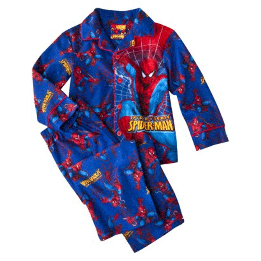 【超特価SALE開催!】 Spiderman Toddler Toddler Boys Spiderman 2pcコートパジャマ 2T Boys B007JCRKF0, タイガー魔法瓶:a026c971 --- a0267596.xsph.ru