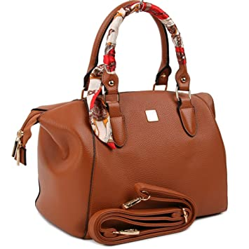 Buy Copi Women s Simple   Cute Feminine of Crossbody Purse Mediuml Shoulder  Bag Camel Online at Low Prices in India - Amazon.in 3c8125276e565