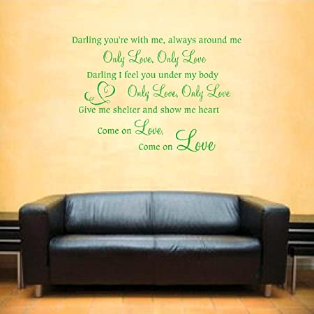 Ben Howard Only Love Music Song Lyrics Lounge Bedroom Wall Art ...