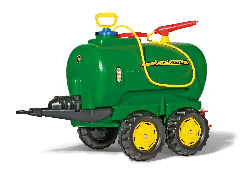 2 ejes, bomba y aspersor Remolque cisterna John Deere rolly toys 12 275 2
