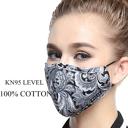 Pollution Activated Washed Carbon Dust Anti For Mouth Insert Layer 4 Mask Be Can Men Women Cotton Pm2 Reusable Masks 5 Filter Zwzcyz