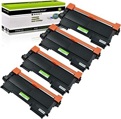 4PK TN450 TN420 Black Toner Cartridge for Brother MFC-7860DW HL-2270DW HL-2280DW