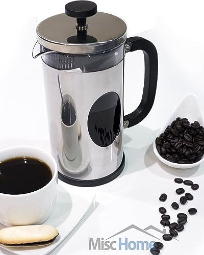 1 Liter French Press Coffee Maker