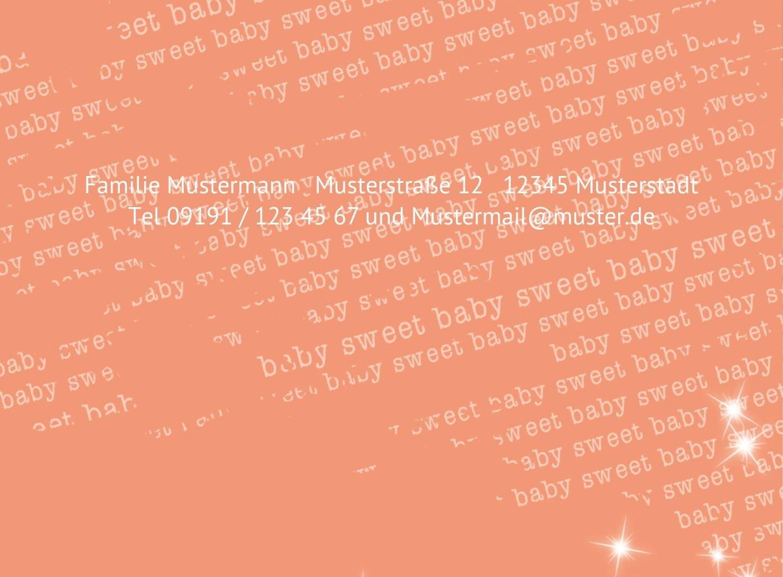 Kartenparadies Danksagung für Geburt Baby Baby Baby Dankeskarte Star, hochwertige Danksagungskarte Baby inklusive Umschläge   10 Karten - (Format  148x105 mm) Farbe  RosaRosa B01N39UB8Y | Schön In Der Farbe  | Gewinnen Sie das Lob der Kunden  | Online-v 6475c9