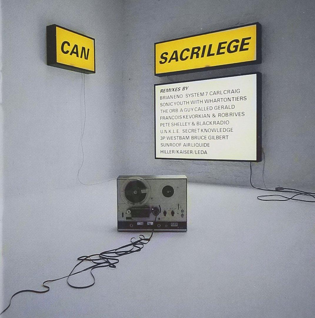 Sacrilege - Remixes