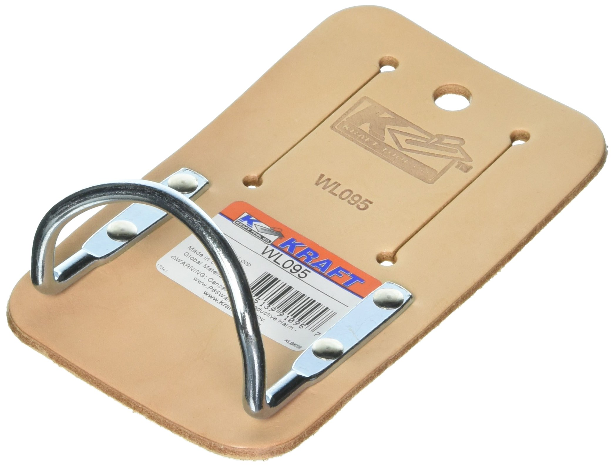 Kraft Tool WL095 Steel Hammer Loop