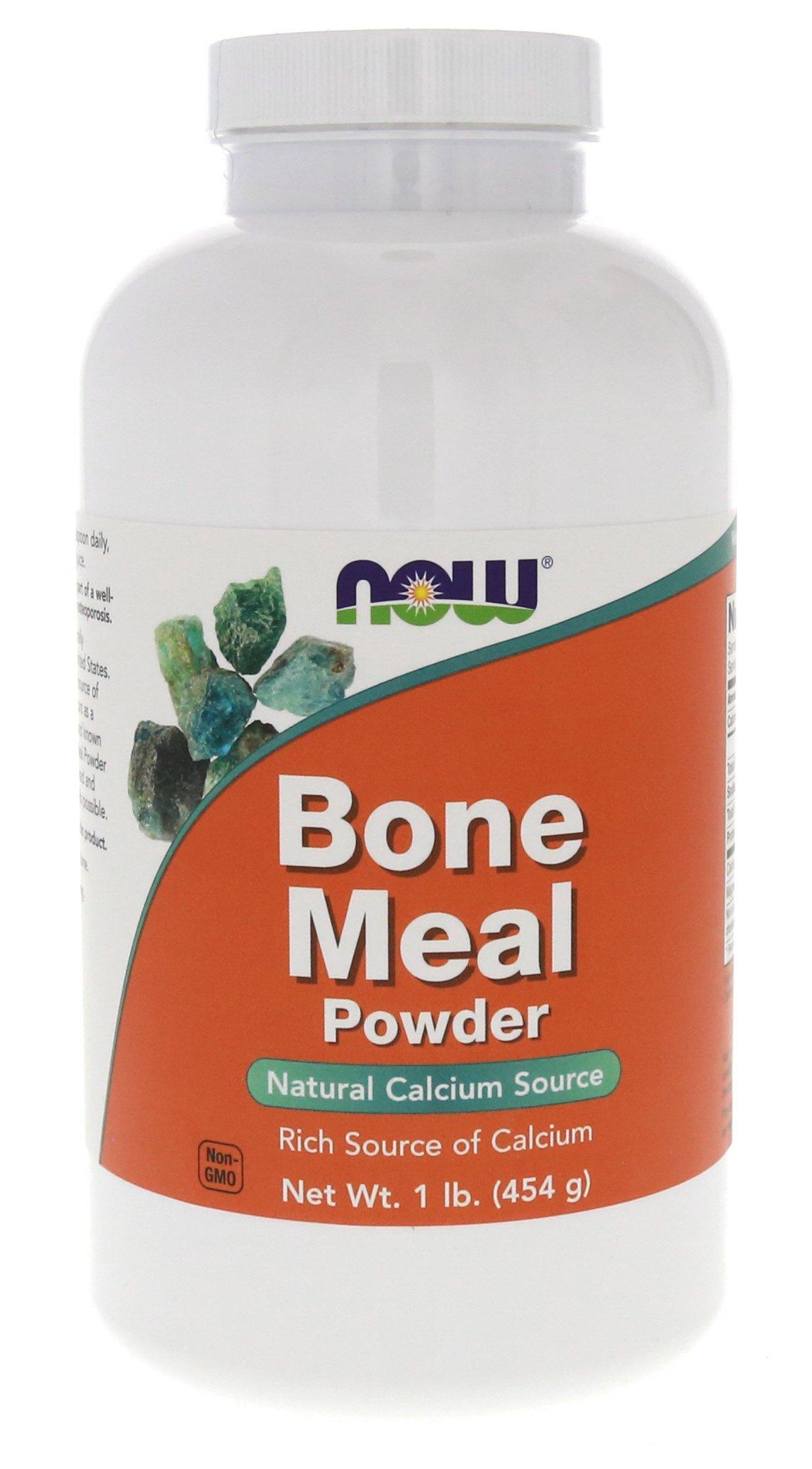 Now Foods Bone Meal Powder 16 oz