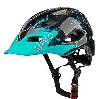 Sifvo Kids' Bike Helmet (Dark Blue)
