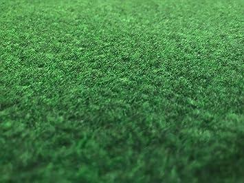 verschiedene Gr/ö/ßen Meterware Kunstrasen Rasenteppich mit Noppen 10,3mm Gr/ö/ße: 1 x 1,33 m hell-gr/ün 133 200 und 400 cm Breite H/öhe ca