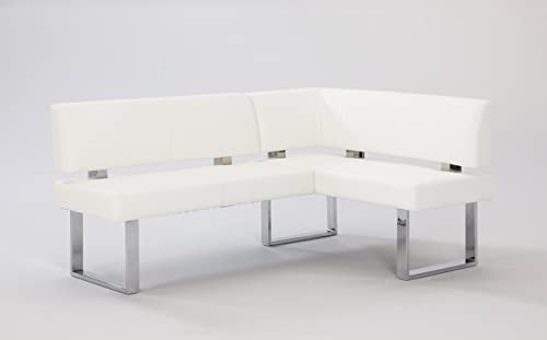 Chintaly Imports PU Nook Bench