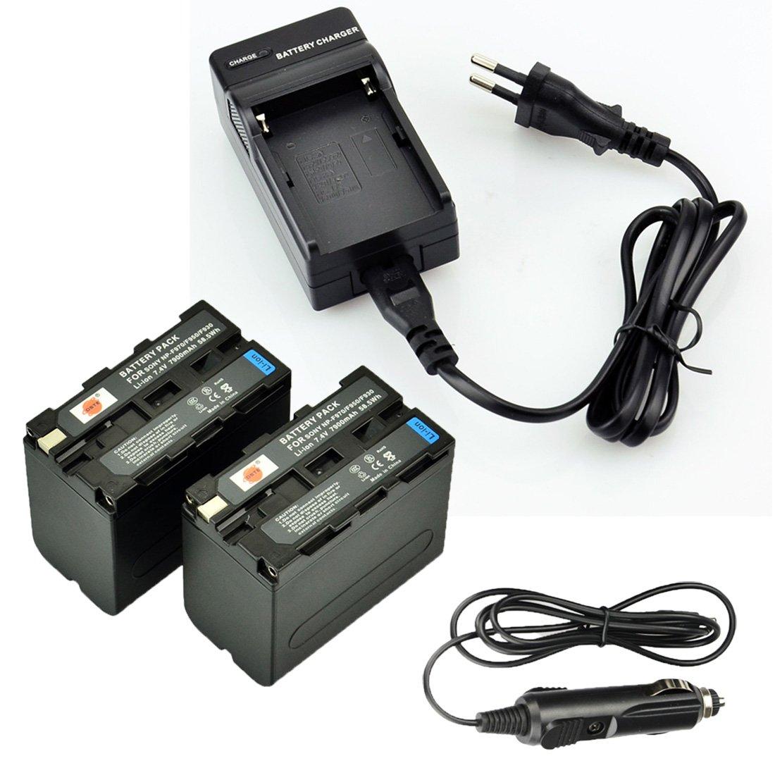 DSTE 2-Pieza Repuesto Batería y DC01E Viaje Cargador kit ...