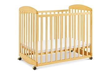 Amazon Com Davinci Alpha Mini Rocking Crib Natural Baby Crib