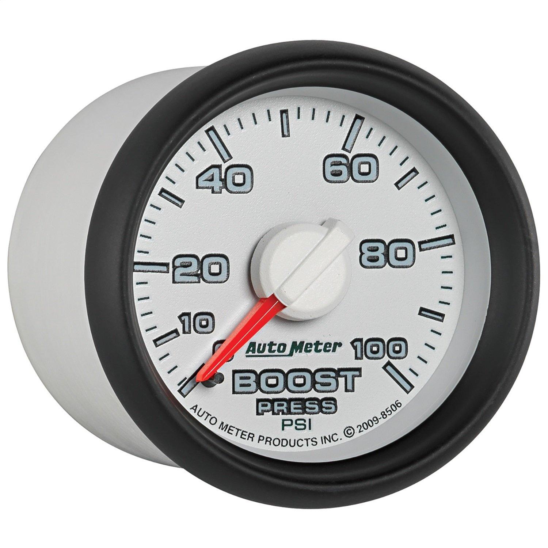 Auto Meter 8506 Factory Match Mechanical Boost Gauge