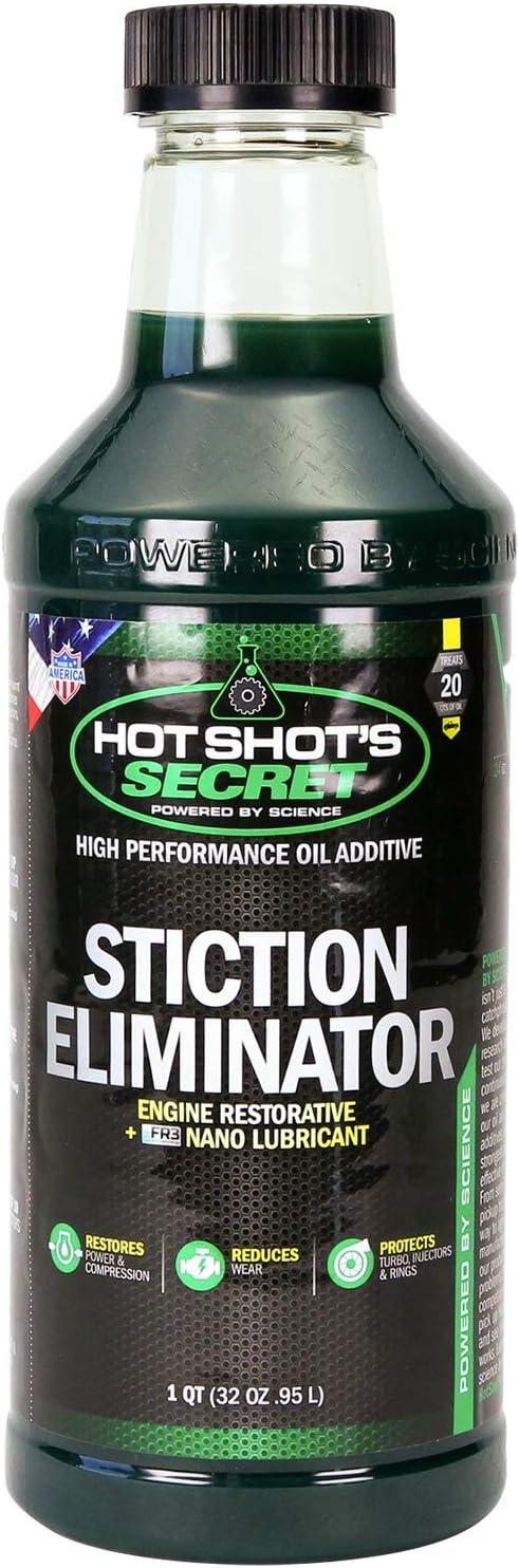 Hot Shot's Secret Oil Additive}