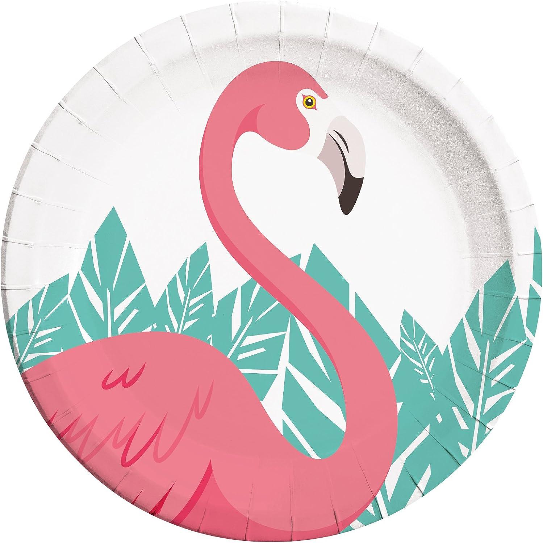Procos 10118519/Party Set Flamingo