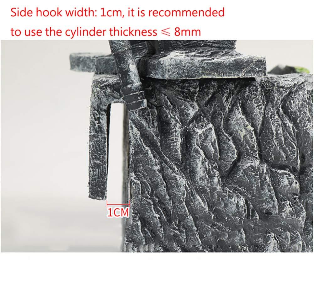 DJLOOKK Filtro Filtro Filtro Interno Dell'acquario Retro A Parete Filtro Forte Serbatoio Esterno Tartaruga Acquario Pioggia Pesci Acquario Filtro Materiale Scatola dei Filtri fd1aa9