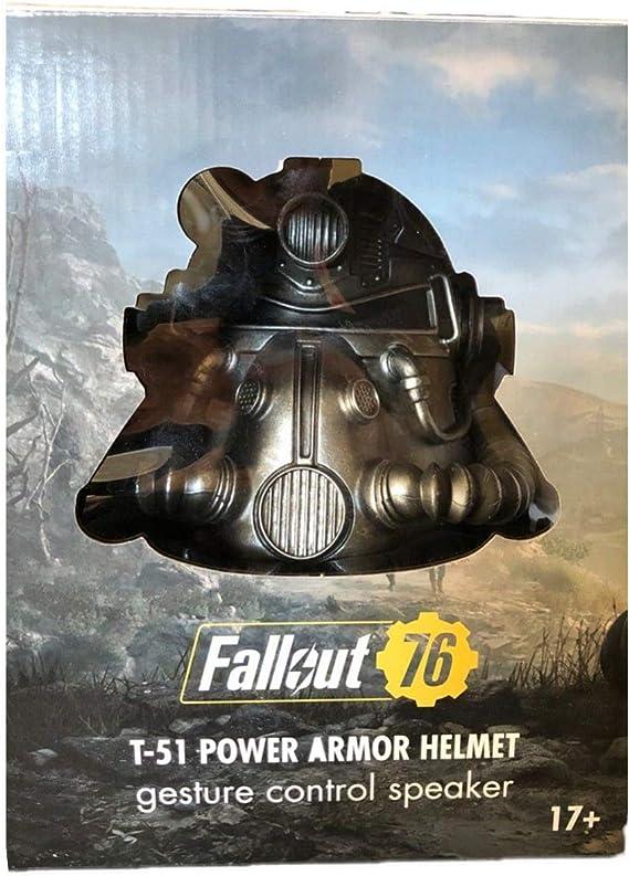 Officially Licensed Grey Spirit Halloween Adult Fallout Power Armor Helmet