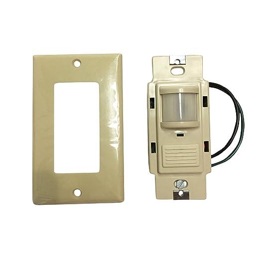 Sensor Interruptor Lithonia wsd PDT P pasivo doble ...