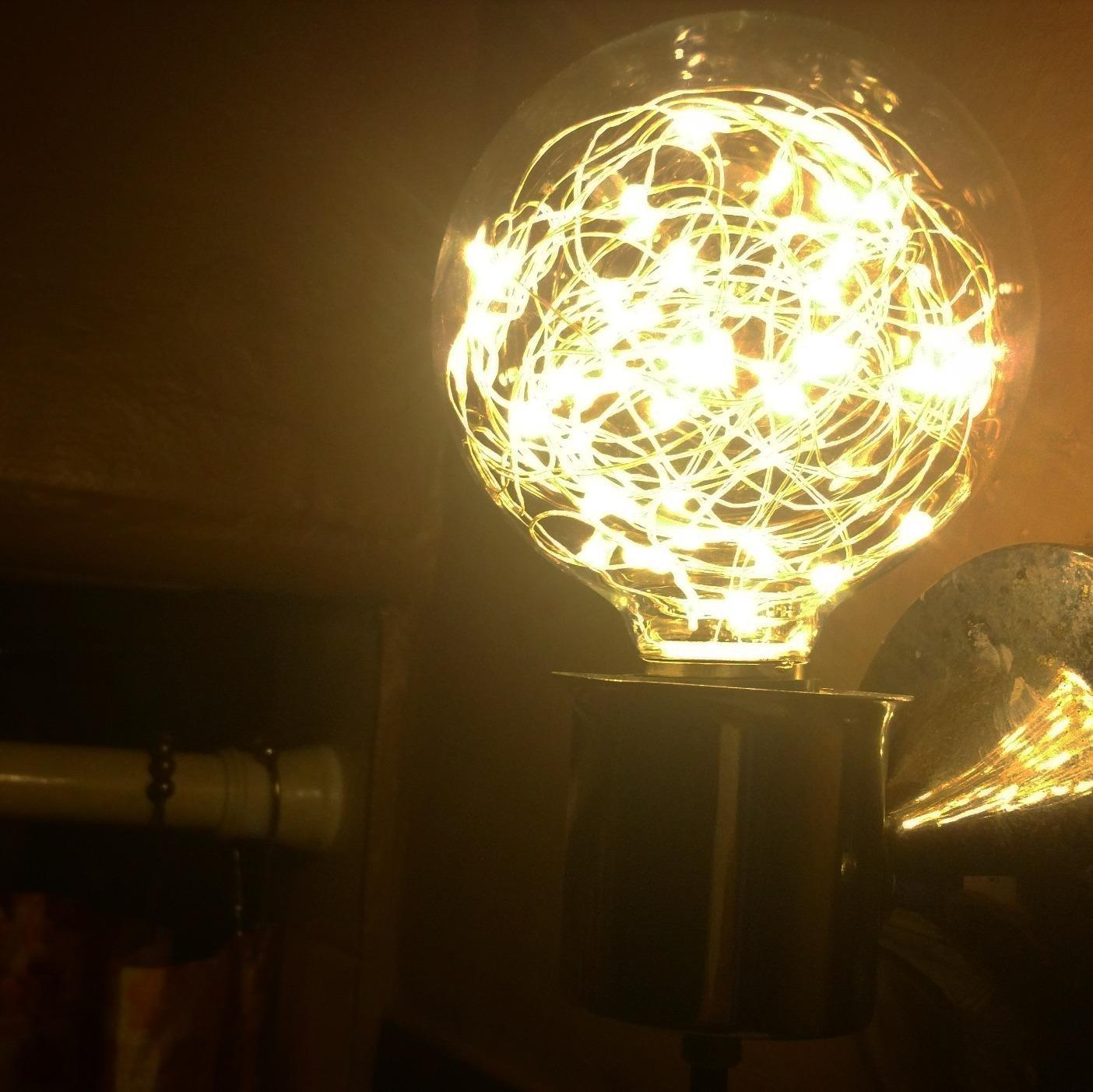 Awesome vintage Glow - Starry String LED Light Bulb | Judy Lighting