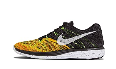 5ac82e6de352 Image Unavailable. Image not available for. Color  NIKE Flyknit Lunar3 ...