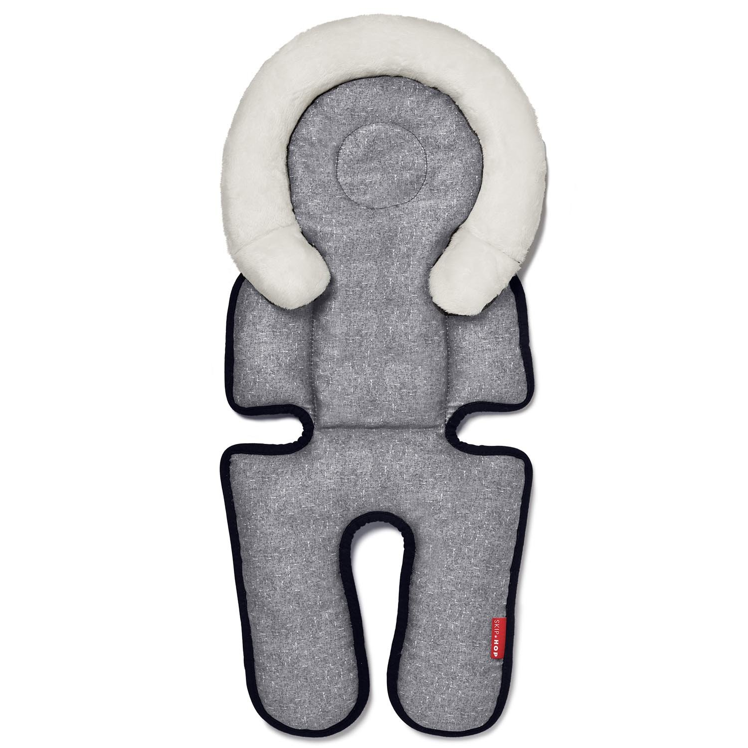 Skip Hop Stroll & Go Cool Touch Infant Support, Heather Grey