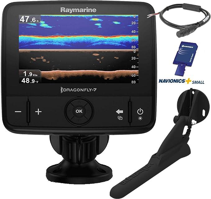Scanstrut Dragonfly 7 Pro GPS Sonda 7 Pulgadas DownVision CPT-DVS Carta C-Map Essentials Plotter, Unisex, Negro, S: Amazon.es: Deportes y aire libre
