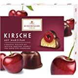 Niederegger Dark Chocolate Marzipan & Kirsch Soaked Cherry Chocolates (108g)