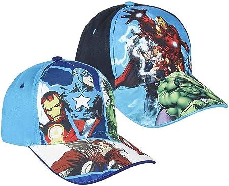 Los niños merecen lo mejor, por eso te presentamos gorra infantil the avengers 73548 (53 cm), ideal