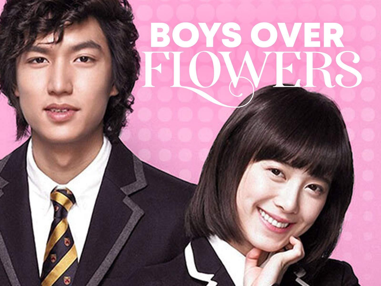 best Korean series, boys over flowers