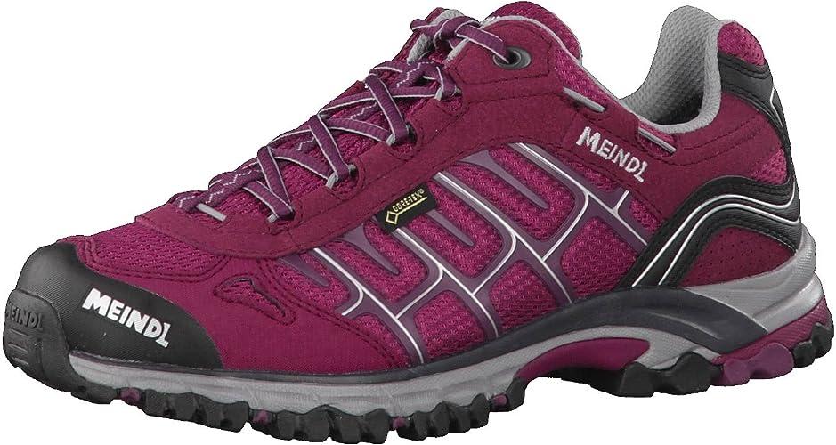 Meindl , Chaussures de randonnée Basses pour Femme Violet