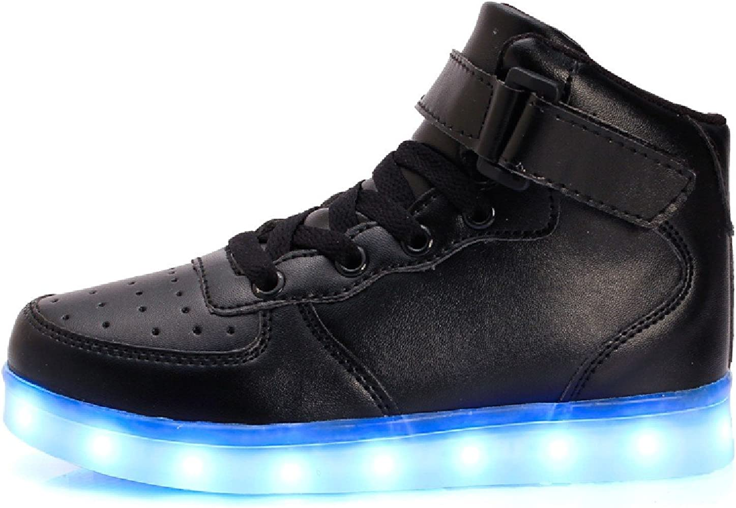 Fashion Shoes with Light for Kids and Toddlers Shoes for Boys Led Light Sport