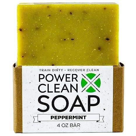 /p h3Power Clean Soap Organic Essential Oil Soap Bar/h3 p
