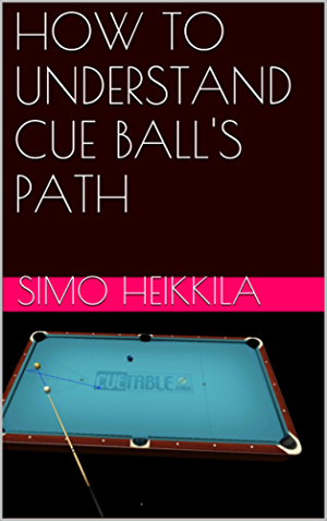 HOW TO UNDERSTAND CUE BALL'S PATH