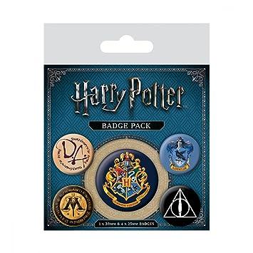 TK Gruppe Timo Klingler 5 x Original Colgante Pin Harry Potter ...