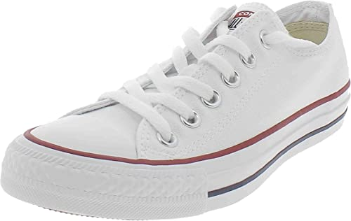 all star converse basse bianche