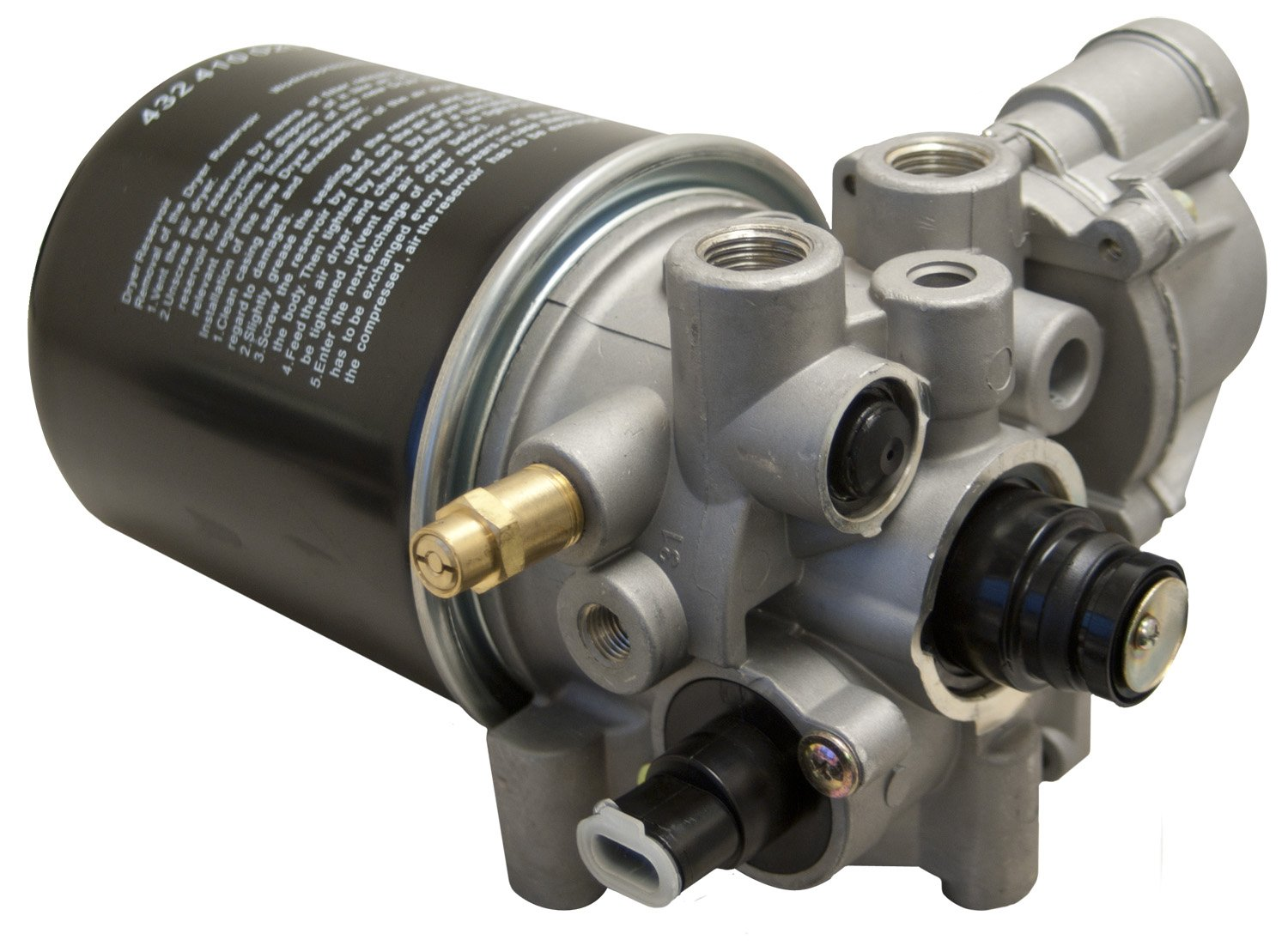 One Brand New ADSP Air Dryer, Replaces Meritor # R955205