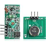 Neuftech 433mhz Transmetteur/Transmitter RF Module Avec Kit Récepteur Sans Fil Pour Arduino ARM MCU