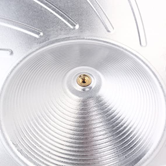 sharprepublic Durable Alloy Resonator Cone Para Dobro Resophonic Resonator Guitar Maker DIY