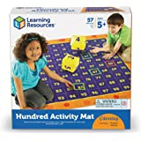 Kit For Kids 100 Square Counting Grid Carpet Amazon Co Uk