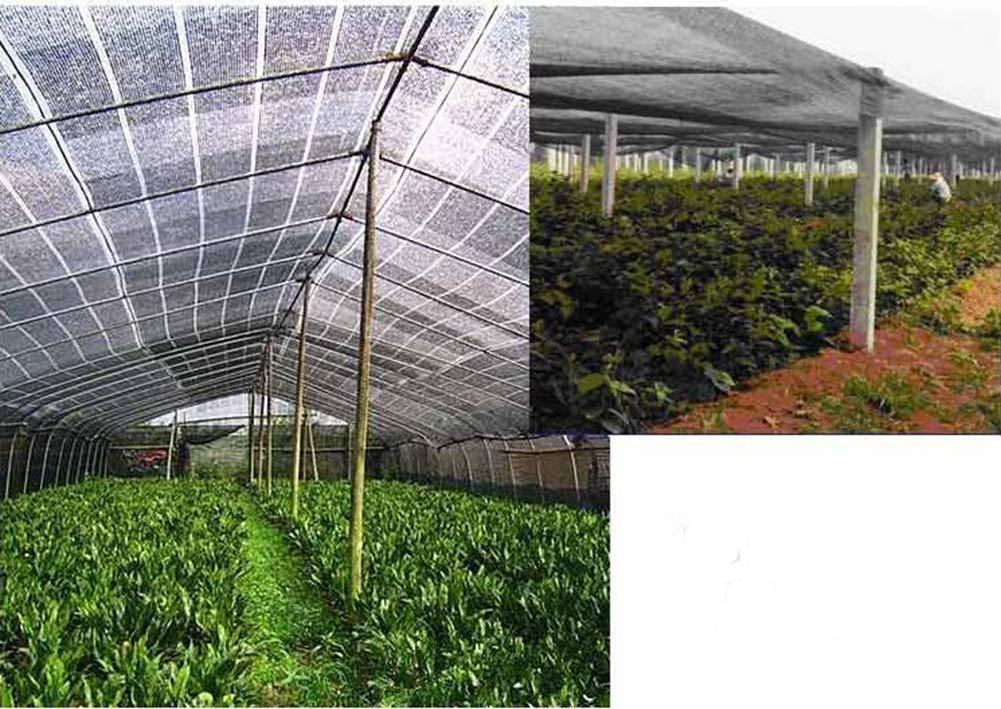 Solar Malla Sombrilla Tejado Exterior Toldos Terraza Malla Defensas UV Cobertizo Parasol Jardin Protecci/ón del Borde Sombra Balc/ón Jard/ín Techo,Tasa De Sombreado del 85/% Negro