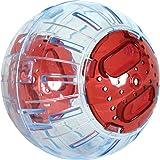 Zolux Exercice Boule pour Petit Animal Cerise 12,5 cm