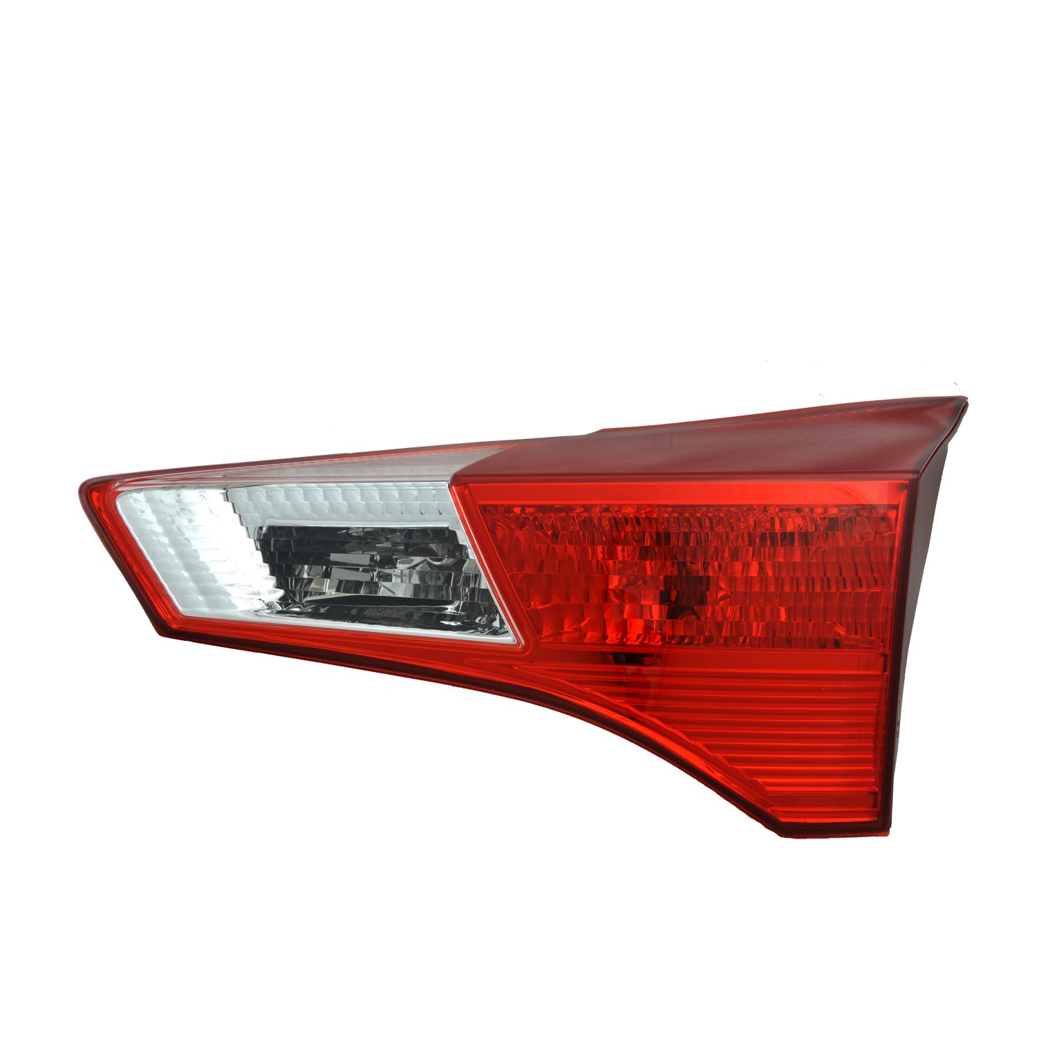 PartsChannel TO2803112OE OE Replacement Tail Light Assembly