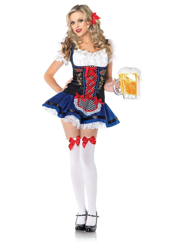 Leg Avenue - Disfraz de Heidi adultos, talla XS (8382925057 ...
